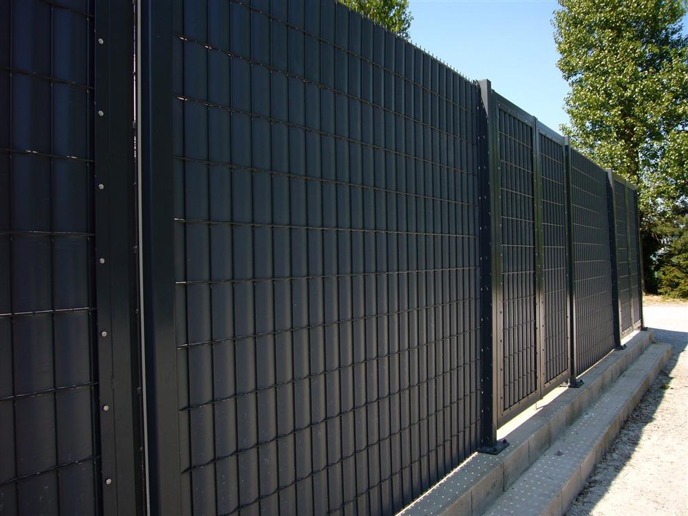Clôtures opaques - Portails, clôtures, automatisation